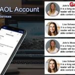 create an aol account