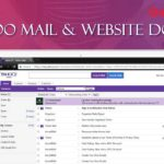 Yahoo Mail and Website Down