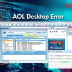 how to fix aol desktop is not opening error