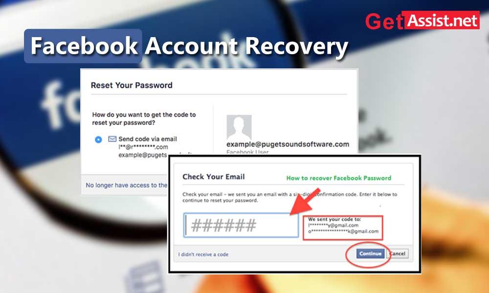 Forgot Facebook Password- How to Recover Facebook Account?
