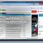 aol mails disappeared how to restore