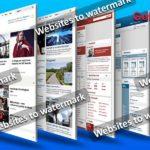 best watermarking websites