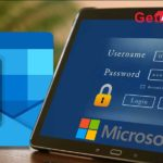 How to change my outlook password