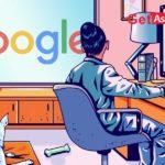 Set google as my homepage