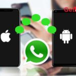 WhatsApp Messages from Android to iPhone
