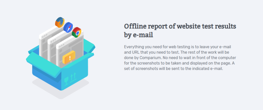 Automated Website Testing Tool