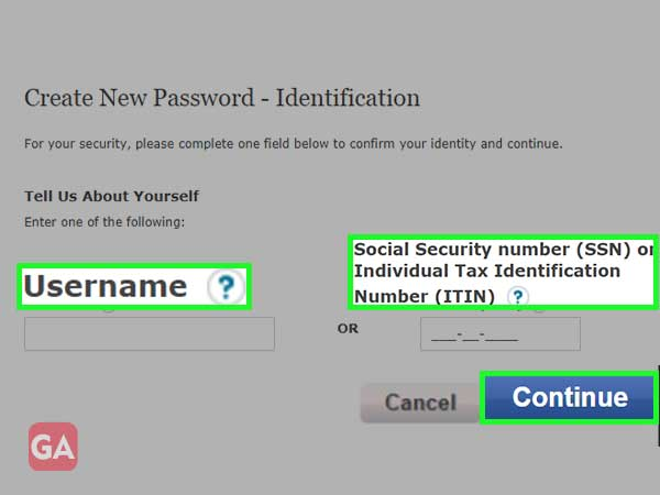 wells fargo forget password