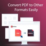 Convert PDF to Other Formats Easily online