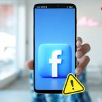Facebook not working on android