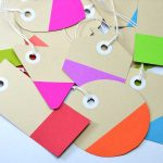 How to make clothing tags