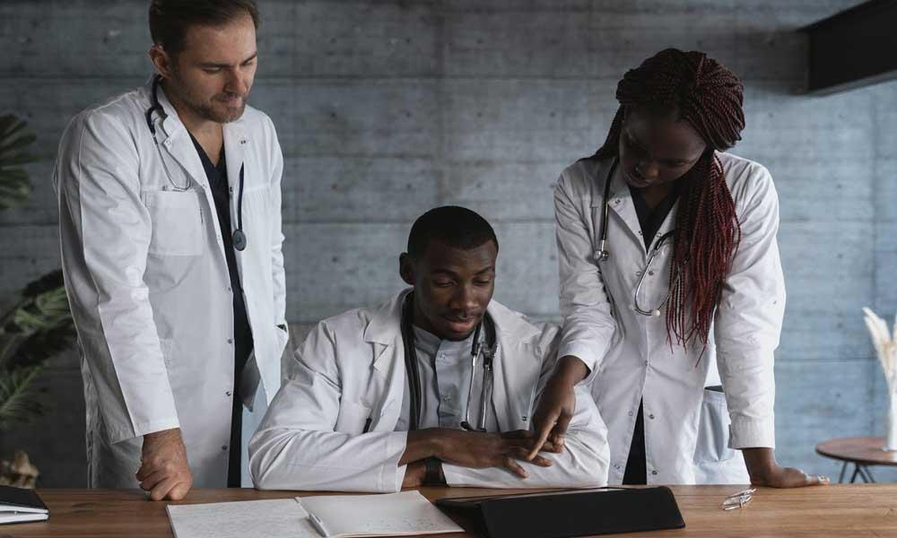 Find BeHealthcare professionals