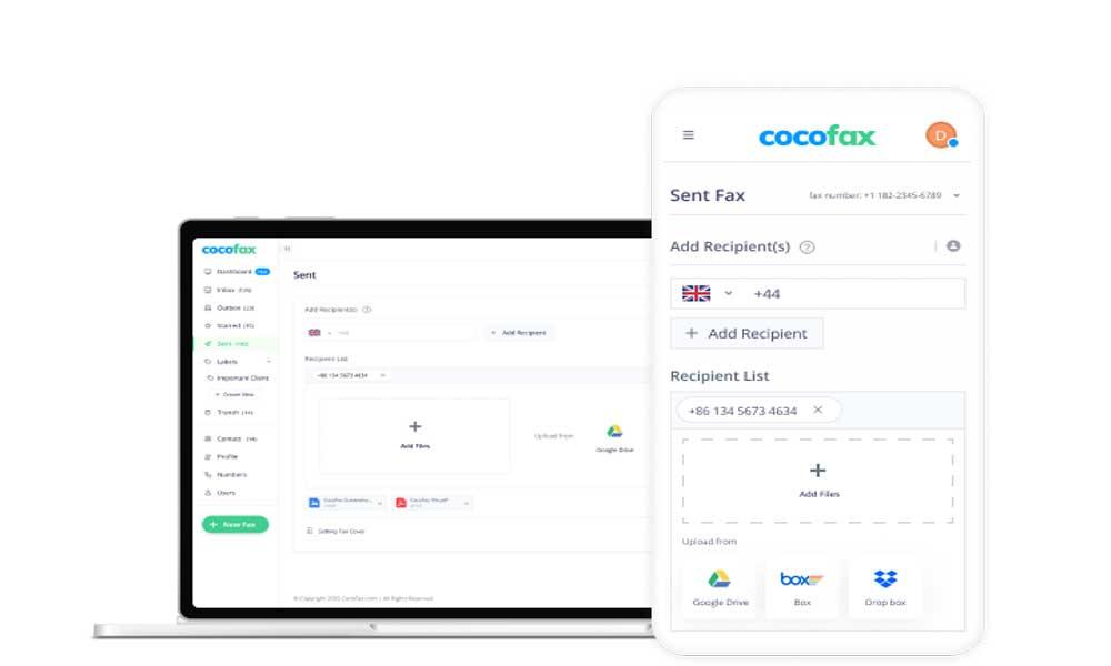 CocoFax Review