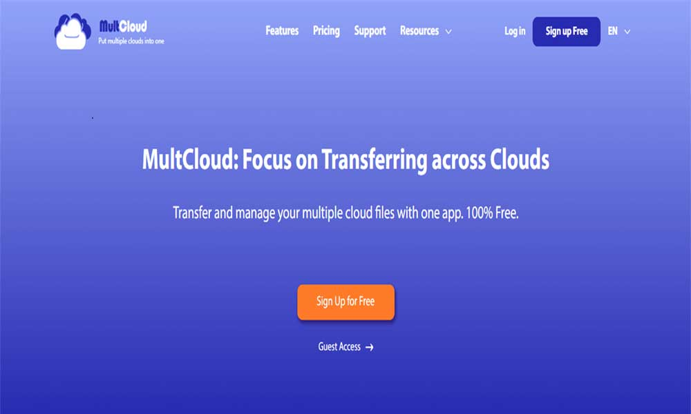 Best Cloud File Manager