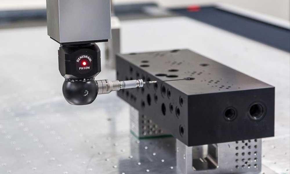 Quality Control in CNC Machining
