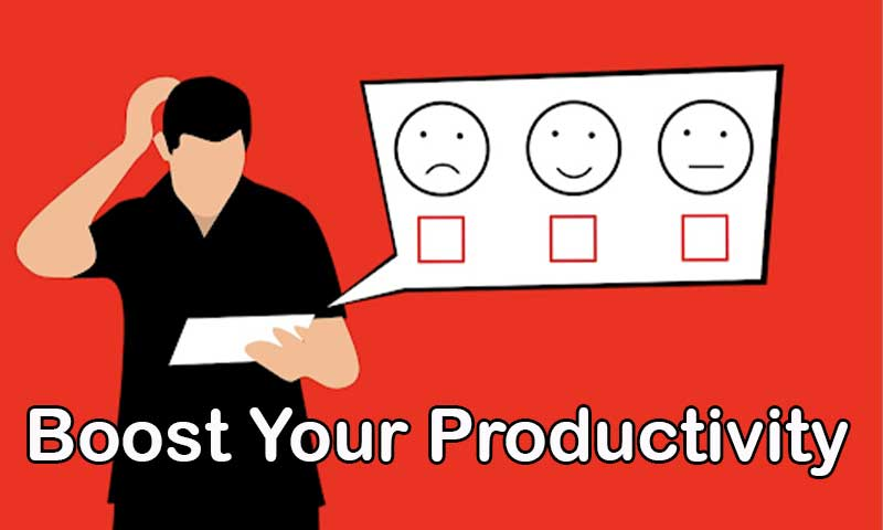 Boost Your Productivity with These 7 Online Resources