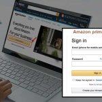 Amazon-login
