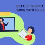 Productivity at Work with EssentialPIM