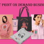 Start Print on Demand Business