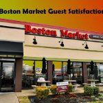 Taking Boston Market Guest Satisfaction Survey
