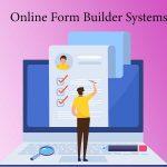 Online Form Builder Systems