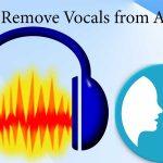 Remove Vocals from Audio