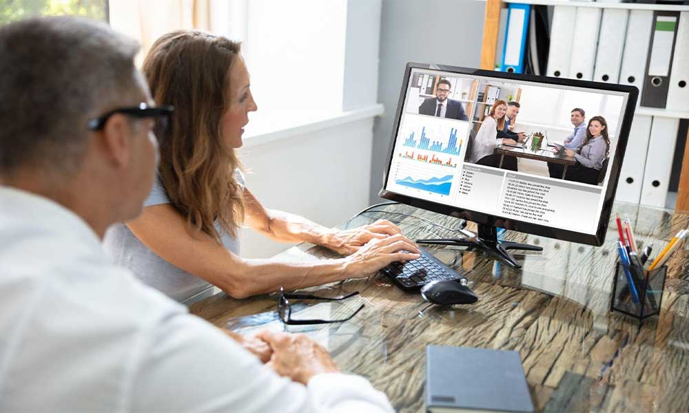 Video Conferencing Features