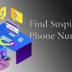 Find Suspicious Phone Number
