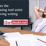 Paraphrasing Tools to Assist in Writing